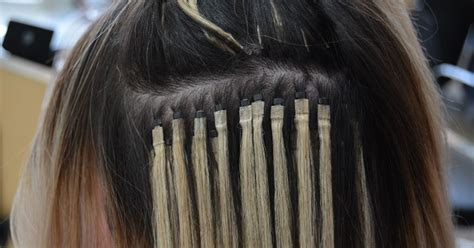 pros and cons of beaded hair extensions micro bead hair extensions premier denver salon best