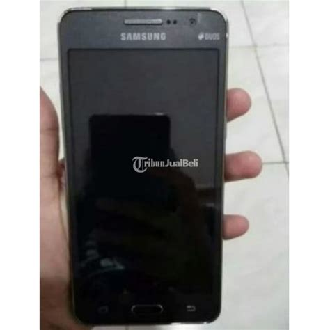 Hp Samsung Galaxy Grand Prime Bekas samsung galaxy grand prime second warna grey harga murah 1