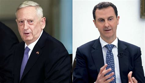 james mattis syria mattis syria conference defense chief contradicts spicer
