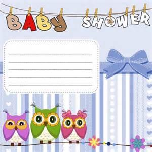 invitaciones para baby shower gratis invitaciones gratis para baby shower descargalas gratis en