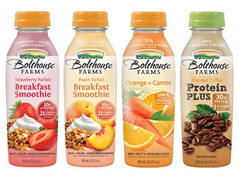 bolt house we try 4 new flavors from bolthouse farms serious eats