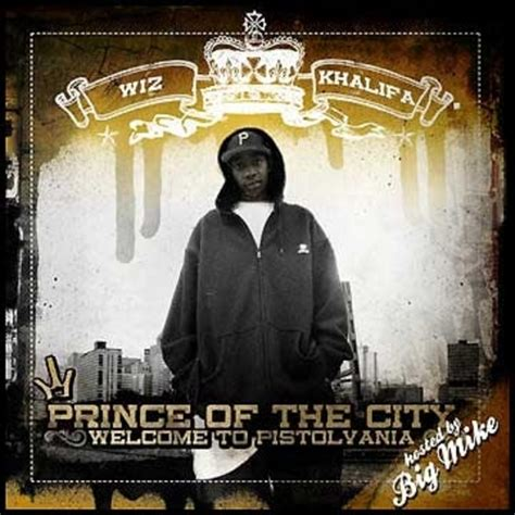 Prince Of The City mixtapemonkey wiz khalifa prince of the city welcome