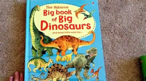 triceratops would not make a dinosaur daydreams books big book of big dinosaurs