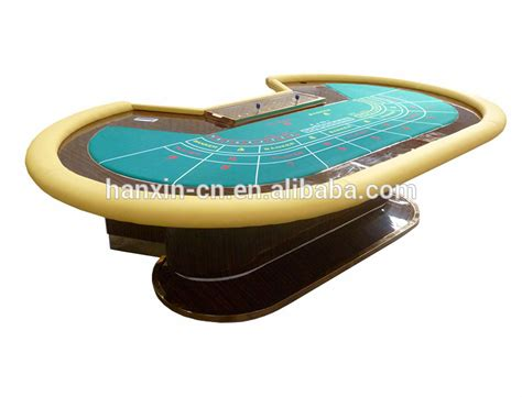 casino table list list manufacturers of baccarat table buy baccarat table