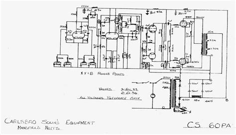 magnificent portable pa system wiring diagram collection