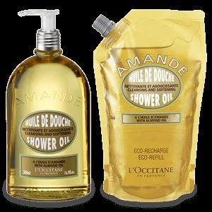 L Occitane Almond Shower Refill 500ml Cp 540 the world s catalog of ideas