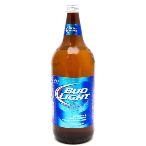 40 oz bud light bud light 40oz bottle beer wine and liquor delivered