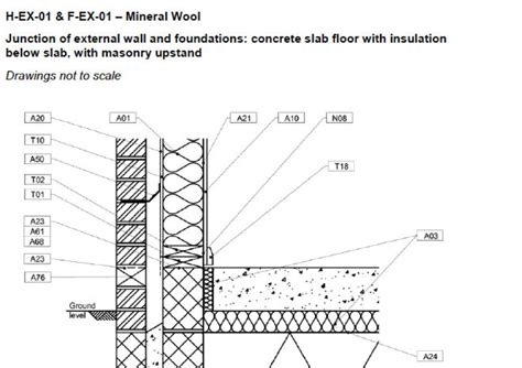 detailed section drawing detail drawings trada