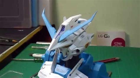 Gundam Exia Papercraft - gundam astray blue frame second revise papercraft ver