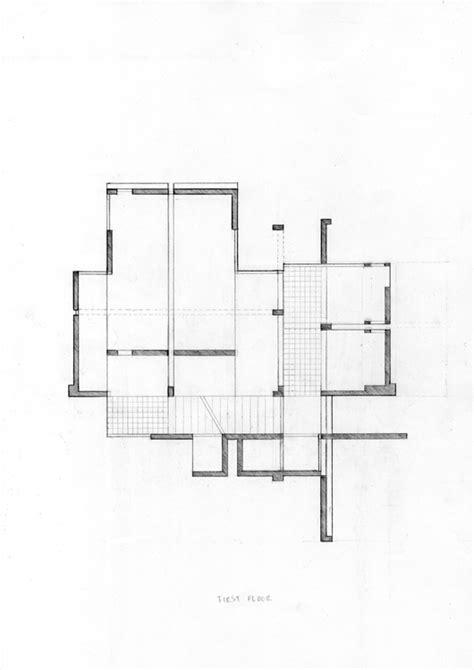 peter eisenman house vi plans house vi on mica portfolios