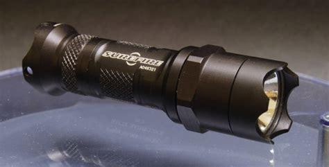 brightest single cr123 flashlight surefire e1d led defender the firearm blogthe firearm