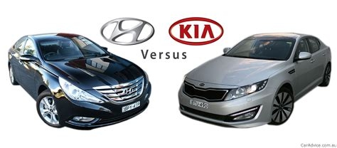 kia hyundai hyundai i45 vs kia optima comparison review photos 1 of 33