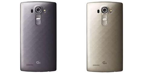 Hp Lg G4 Metal versi 243 n met 225 lica lg g4 disponibilidad y precio