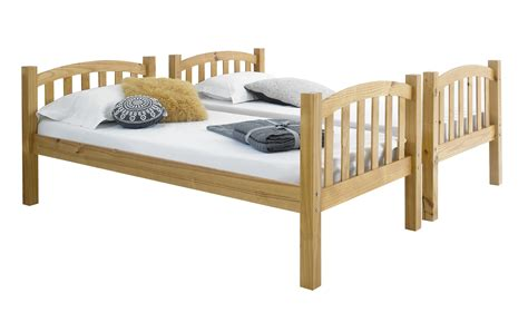 american bunk beds betternowm co uk american solid pine wood bunk bed with