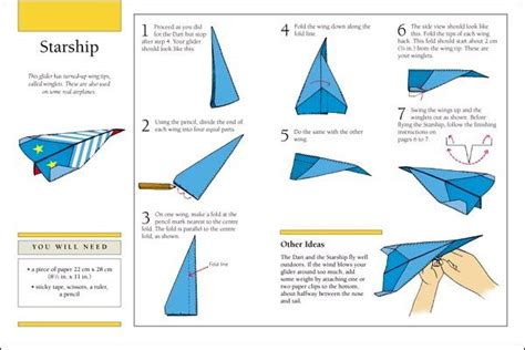 How To Make Cool Airplanes Out Of Paper - paper plane folding tutorial for make