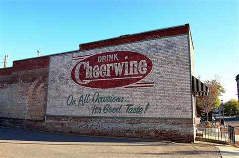 cheerwine s centennial celebration clture vintage soda barn advertising a gallery on flickr
