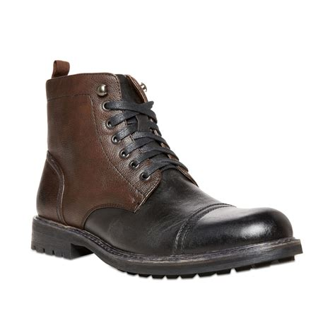 steve madden s boots steve madden madden mens shoes ignite captoe boots in