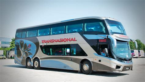 transnasional express bus services  singapore  malaysia
