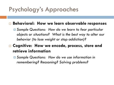 how to analyze how to analyze and cognitive behavioral therapy books ppt psychology s three levels of analysis and