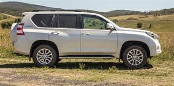 Toyota Prado 2016 Toyota Landcruiser Prado Vx Term Report Three