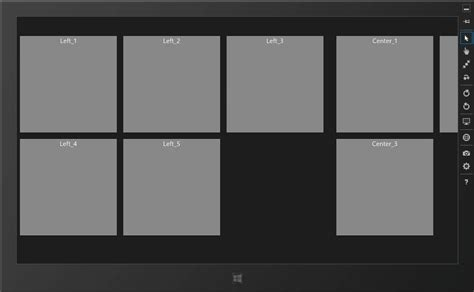 grid layout set height css how to let ms grid adaptive width layout in win8