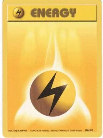 Cardfight Vanguard Trial Deck 3 by Random Pokemon Lightning Energy Card Pokemon Lots