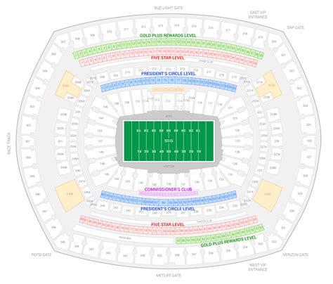 metlife stadium seating chart jets new york jets suite rentals metlife stadium suite