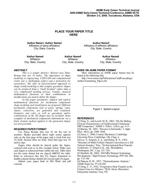 Professional White Paper Template