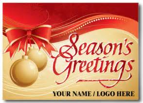season greetings cards for businesses season s greetings postcard pc603 harrison