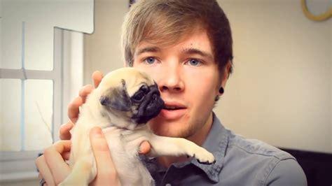 dantdm build battle pug tdm vlogs meet ellie the pug episode 17