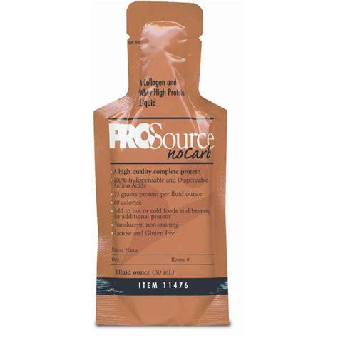 0 protein supplement prosource no carb liquid protein nutritional supplement