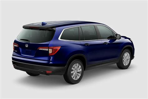 2019 Honda Pilot by What Are The Exterior Paint Color Options For The 2019
