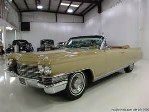 1963 Cadillac Convertible Featured Cars Cadillac Eldorado 1963 Cadillac