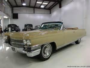 Cadillac eldorado 1963 cadillac eldorado biarritz convertible ref