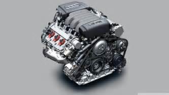 audi v6 fsi engine wallpaper 1920x1080