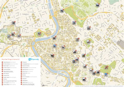 rome map tourist attractions file rome printable tourist attractions map jpg