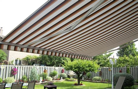retractable awning canada stiped physique xl rolltec 174 retractable awnings
