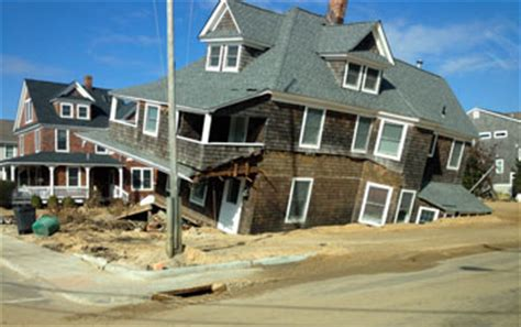 Beach House On Stilts long buried new jersey seawall spared coastal homes from