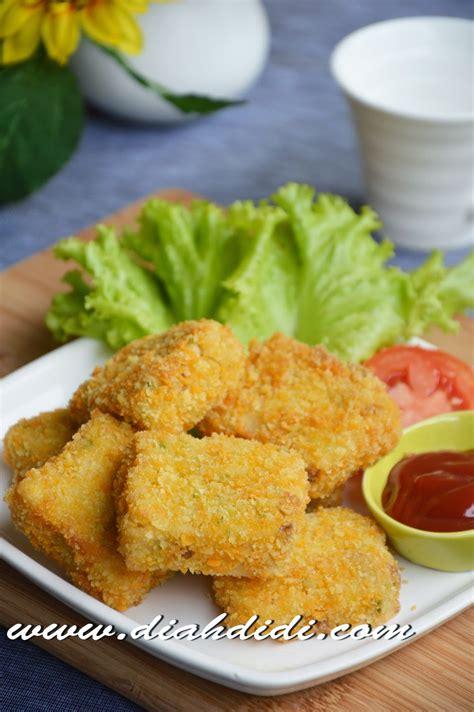 Nugget Dan Sosis diah didi s kitchen nugget makaroni sosis