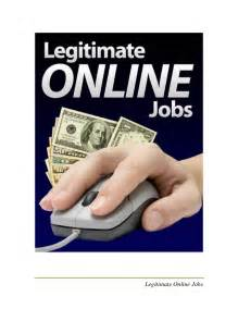 legitimate work from home opportunities 6 legitimate work from home some even offer benefits