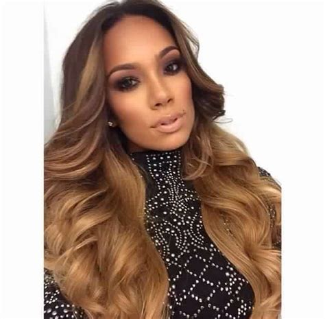 erica mena hair 416 best images about love and hiphop on pinterest