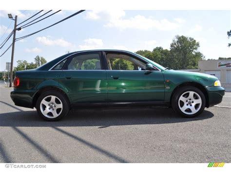 Audi A4 2 8 by Cactus Green Metallic 1997 Audi A4 2 8 Quattro Sedan