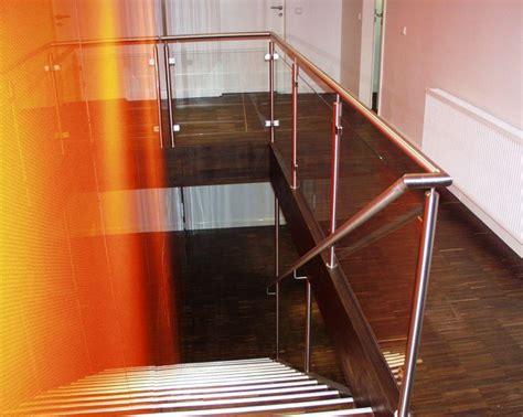 edelstahlgel nder treppe metall stahlbau kronenberg edelstahlgel 228 nder