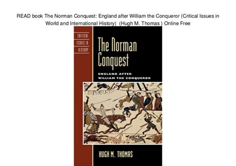 wardens book 1 the conqueror of worlds books read book the norman conquest after william the