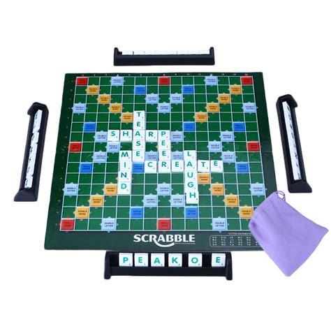 scrabble tiles ebay scrabble original board crossword family friends 100