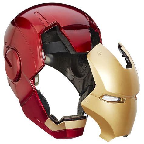 3d Game Design marvel legends iron man electronic helmet
