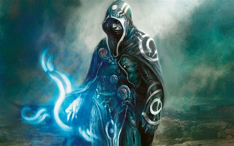 magic the gathering wizard magic the gathering wallpaper 1205567