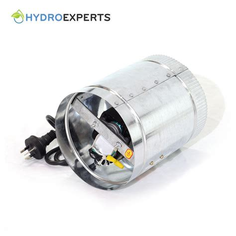 4 inch exhaust fan inline booster exhaust ventilation fan 100mm 4 quot inch