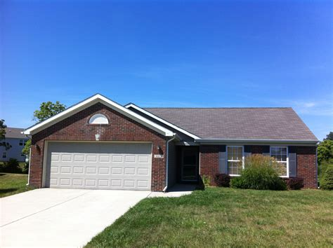 three bedroom homes for sale west lafayette prophet ridge 3 bedroom 2 full bath ranch