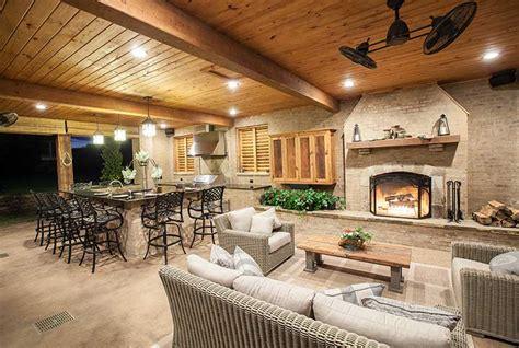 outdoor kitchens  patios champion property improvement